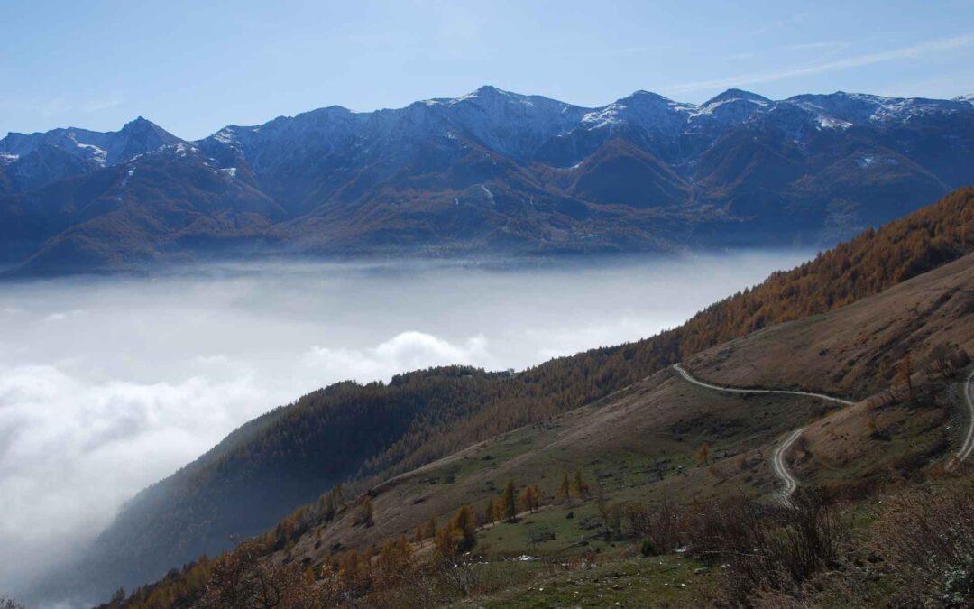 montagne Giaglione, Val di Susa - Agriturismo Barbamarc